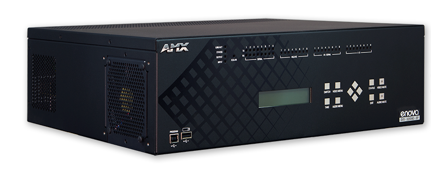 All in One solution von AMX